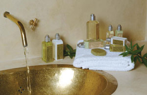 French Hotel Toiletries